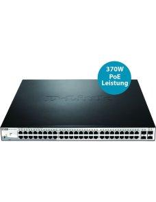 52-Port Gigabit WebSmart PoE Switch with DGS-1210-52MP - Imagen 1
