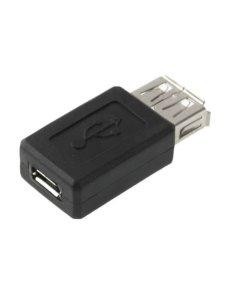Adaptador USB Hembra a Micro USB Hembra