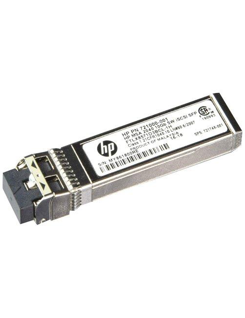 HPE - Módulo de transceptor SFP+ - 10 GigE, iSCSI - 10GBase-SR (paquete de 4) C8R25B