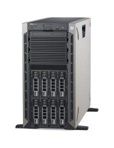 Dell - Server - Tower - 1 Intel Xeon Silver 4208 / 2.1 GHz - 16 GB DDR SRAM - 2 TB Hard Drive Capaci G3KC1