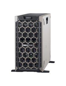Dell - Server - Tower - 2 Intel Xeon Silver 4208 / 2.1 GHz - 32 GB DDR SRAM - 480 GB Hard Drive Capa R6402S08321SS3CHv1