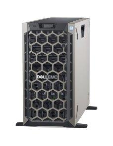 Dell - Server - Tower - 2 Intel Xeon Silver 4210 / 2.2 GHz - 32 GB DDR SRAM - 480 GB Hard Drive Capa R7402S10321SS3CHv11