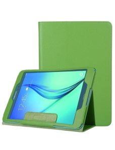Estuche Verde con Soporte para Galaxy Tab E 9.6 / T560 / T561