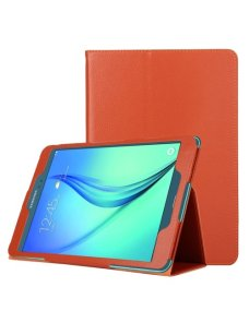 Estuche Naranjo con Soporte para Galaxy Tab  E 9.6 / T560  / T561