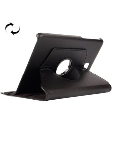 Estuche Negro con Soporte con Rotacion para Galaxy Tab E 9.6 / T560  / T561
