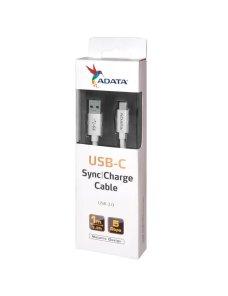 Cable Adata Tipo C- Usb 3.1 1M Blanco - Imagen 1
