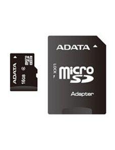Memoria Microsd Adata 16 Gb Adap Sd Clase4 - Imagen 1