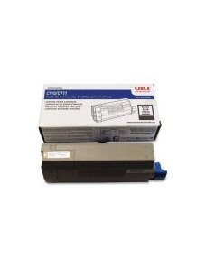 C711/C710 Black Toner Cartridge (11K Yield Iso Test Standard) - Imagen 1