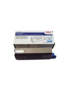 C711/C710/C711Wt Cyan Toner Cartridge (11.5K Yield Iso Test Standard) - Imagen 1