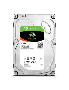 "Seagate FireCuda ST2000DX002 - Unidad de disco duro híbrido - 2 TB (8 GB Flash) - interno - 3.5"" -  ST2000DX002"