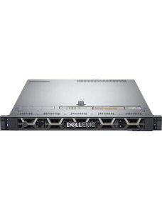 Dell - Server - Rack-mountable - 1 Intel Xeon Silver 4114 / 2.2 GHz - 32 GB SDRAM - 300 GB Hard Driv 79KFR
