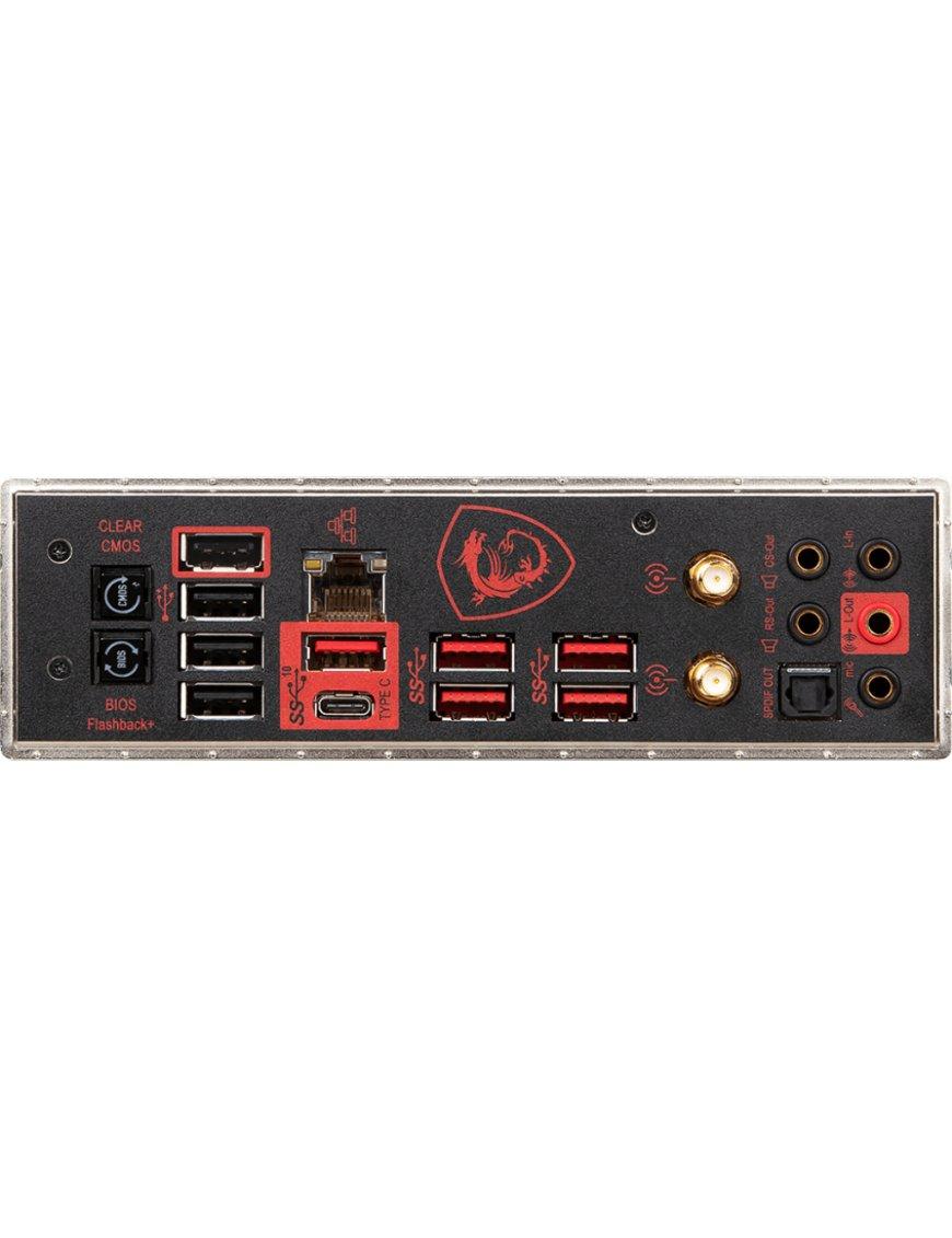 MSI MEG Z390 ACE - Placa base - ATX - LGA1151 Socket - Z390 - USB 3.1 Gen 1, USB-C Gen2, USB 3.1 Gen MEGZ390ACE