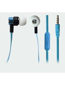 Xtech XTG-215 - Auriculares internos con micro - en oreja - cableado - conector de 3,5 mm XTG-215