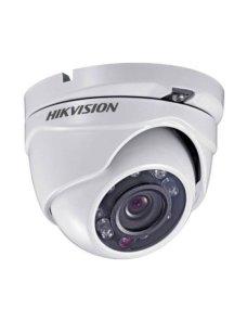 Hikvision DS-2CE56D0T-IRM - Cámara de videovigilancia - cúpula - para exteriores - resistente a la DS-2CE56DOT-IRM(2.8mm)