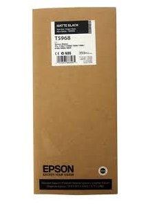 Tinta Original Epson T5968 T596800 Negro Matte Plotter Pro 7700/7890/7900/9700/9890/9900