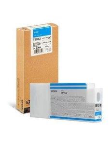 Tinta Original Epson T5962 T596200 Cyan Cian Plotter Pro 7700/7890/7900/9700/9890/9900