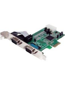Tarjeta PCI Express 2x Serial PEX2S553 - Imagen 1