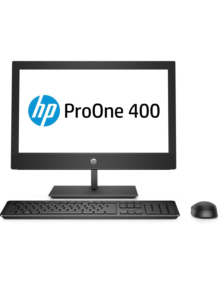 "HP - All-in-one - Intel Core i5 I5-8500 / 3 GHz - 8 GB DDR4 SDRAM - 256 GB Hard Drive Capacity - 23.8"" - Windows 10 Pro - Spanis"