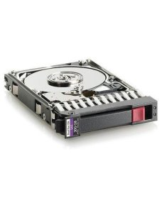 "Disco Duro 512116-002 HP 300GB 10K SAS 2.5"" 3Gb/s HDD W/TRAY DUAL PORT 492620-B21"