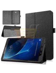 Estuche Negro con Soporte para Galaxy Tab E lite 7 T113