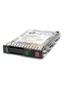 Disco Duro HP 718162-B21 1.2TB 10K 6G SAS 10K 2.5 HDD SC 718292-001