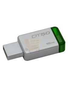 Pendrive 16GB Kingston DataTraveler® 50 USB 3.0, Diseño compacto y ligero