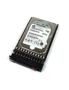 Disco Duro Storage servidor HP EG0600FBVFP HP G8 G9 600-GB 6G 10K 2.5 SAS