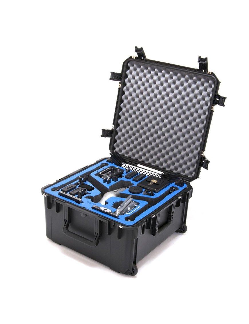 Go Professional Cases DJI Inspire 2 Travel Mode Case V2 GPC-DJI-INSP2-CCX-T2