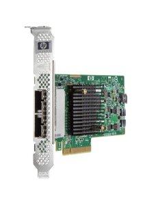 Tarjeta controladora servidor HP 650931-B21 HP H221 6G SAS/SATA HBA