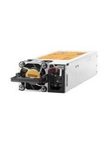 Fuente de poder servidor HP 720479-B21 HP 800W Flex Slot Platinum Power Supply