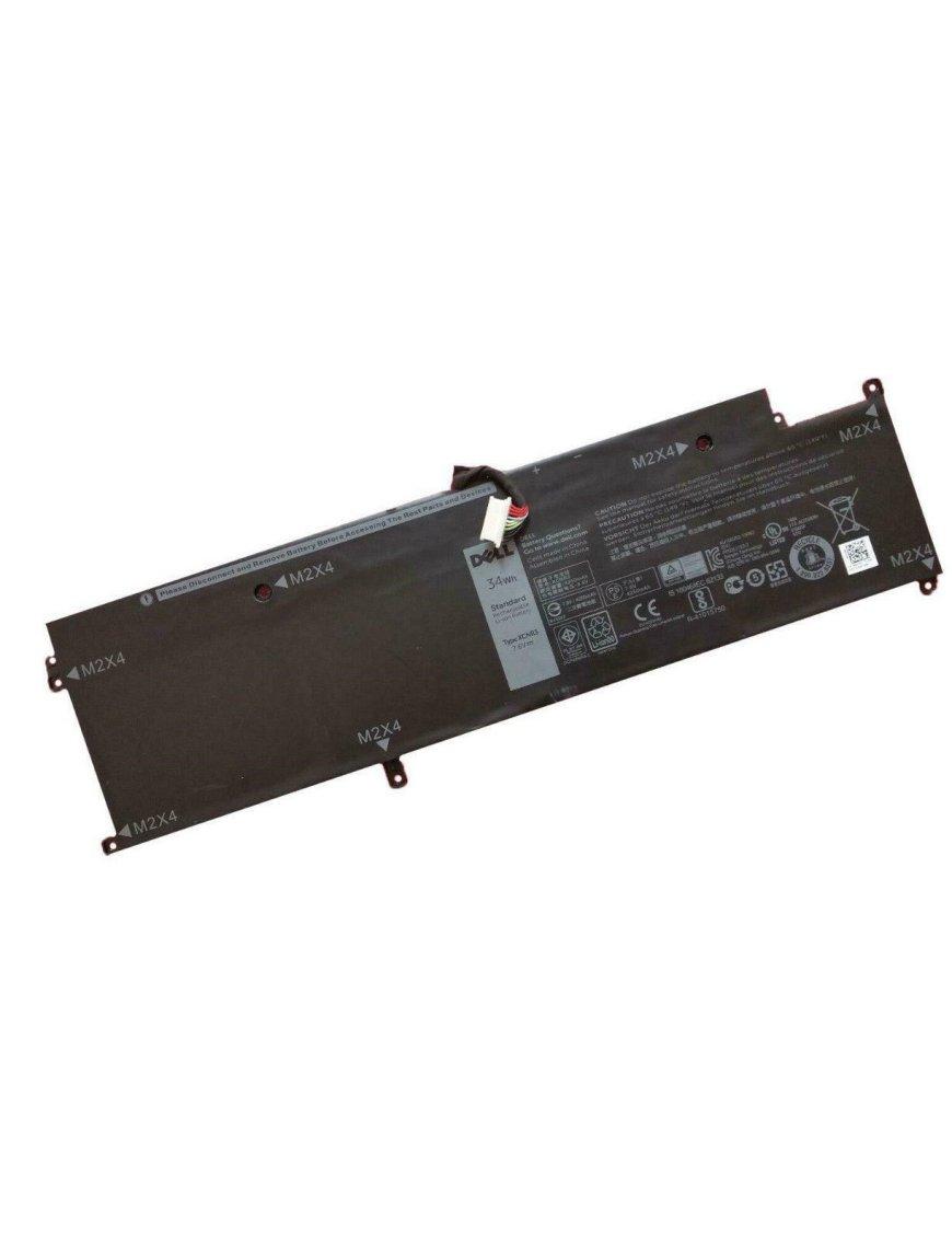 Bateria Original Dell Latitude 13 7370 34Wh 7.6V Ultrabook Battery WY7CG XCNR3 MH25J