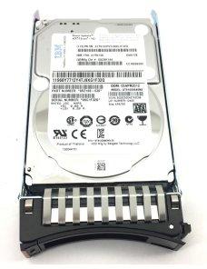 Disco Duro Servidor Lenovo 81Y9726 IBM 500-GB 7.2K 2.5 SATA Slim-HS HDD