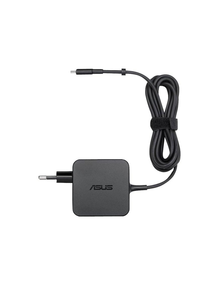 Cargador Original ASUS Zenbook, Chromebook, VivoBook, TAICHI 65W-USB-Type-C