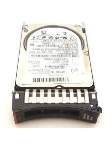 "Disco Duro Refaccionado Servidor Lenovo 43W7670/ 43W7673- IBM 300GB 10K SATA 2.5"" SFF HS HDD HS22,x3400/x3500/x3650M2/M3"