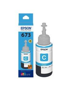 Tinta Epson T673220-AL Cian L800