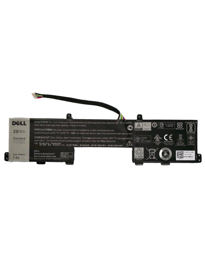 Bateria Original Dell TM9HP 20Wh Dell Latitude 13 7350 Keyboard Dock 0FRVYX FRVYX