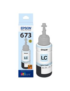 Tinta Epson T673520-AL Cyan Claro L800