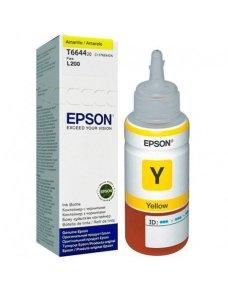 Tinta Epson T664420-AL Amarillo L200 L355 L555 L210 l110
