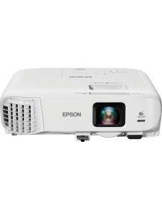 Epson PowerLite 2142W - Proyector 3LCD - 4200 lúmenes (blanco) - 4200 lúmenes (color) - WXGA (1280 V11H875020 - Imagen 1