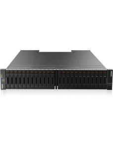 Lenovo ThinkSystem DS4200 SFF FC/iSCSI Dual Controller Unit - Orden unidad de disco duro - 24 compar 4617A11 - Imagen 1