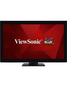 "ViewSonic TD2760 - LED-backlit LCD monitor - 27"" - 1920 x 1080 - IPS - HDMI - Black - Touchscreen TD2760 - Imagen 1"