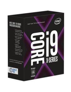 Intel Core i9 7900X X-series - 3.3 GHz - 10 núcleos - 20 hilos - 13.75 MB caché - LGA2066 Socket - BX80673I97900X - Imagen 1