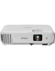Epson PowerLite X05+ - Proyector 3LCD - portátil - 3300 lúmenes (blanco) - 3300 lúmenes (color) - V11H839021 - Imagen 1