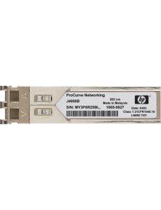 HPE - Módulo de transceptor SFP (mini-GBIC) - GigE - 1000Base-SX - LC de modos múltiples - hasta 5 J4858C - Imagen 1